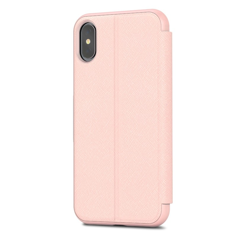 Moshi - SenseCover iPhone X/Xs Luna Pink - 3