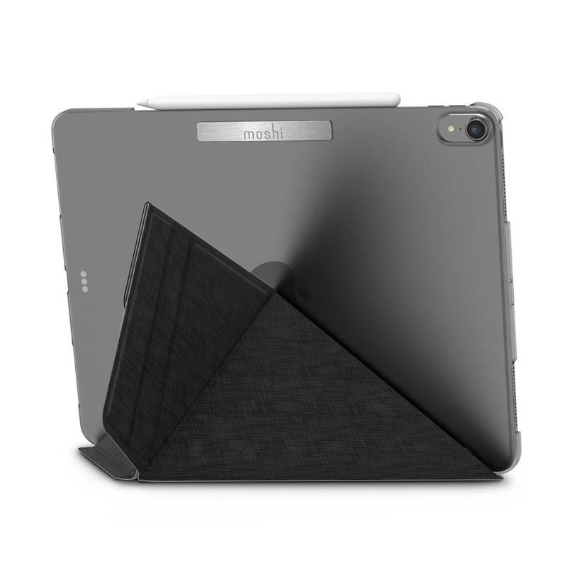 Moshi VersaCover iPad Pro 12.9 inch (2018) Zwart - 3