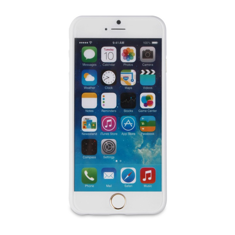 Muvit ThinGel iPhone 6 White - 3