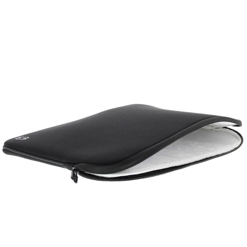 MW - MacBook Pro 13 inch / Air 2018 Sleeve Black/White 03