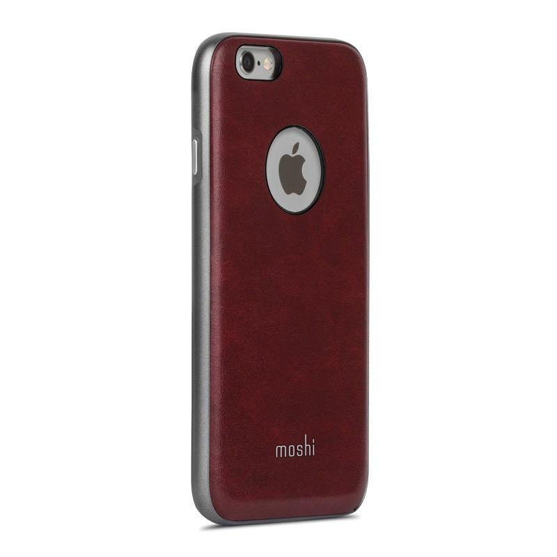 Moshi iGlaze Napa iPhone 6/6S Red - 3