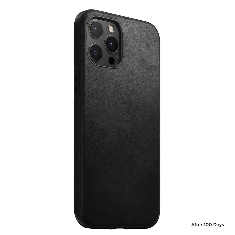 Nomad Rugged Case iPhone 12 / iPhone 12 Pro 6.1 inch Zwart 03