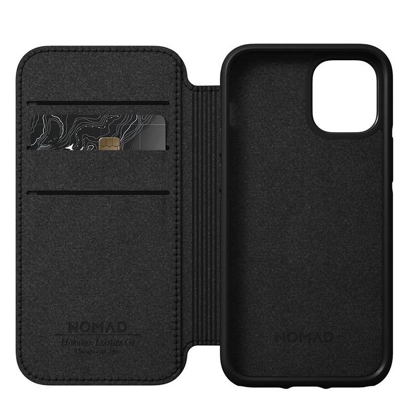 Nomad Rugged Folio iPhone 12 Mini 5.4 inch Zwart 03