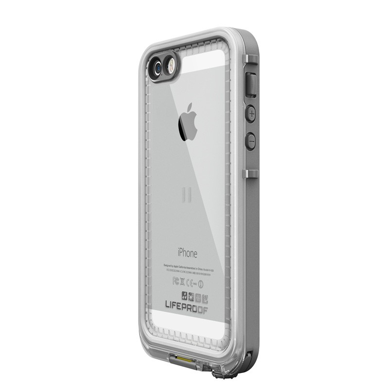 Lifeproof Nuüd iPhone 5S White - 3