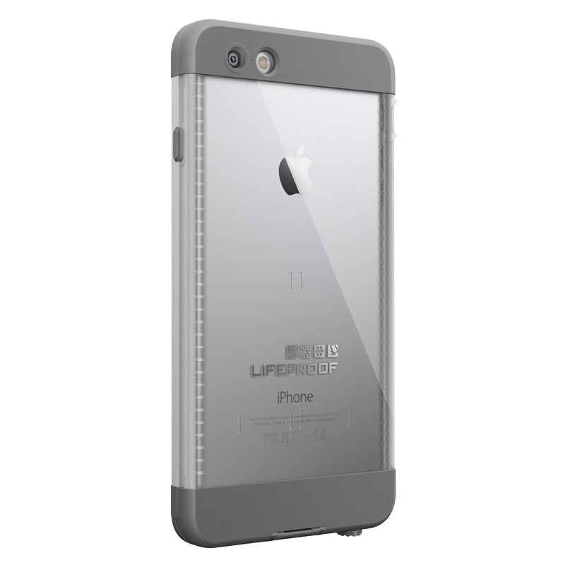 LifeProof Nuüd iPhone 6 Plus White - 3
