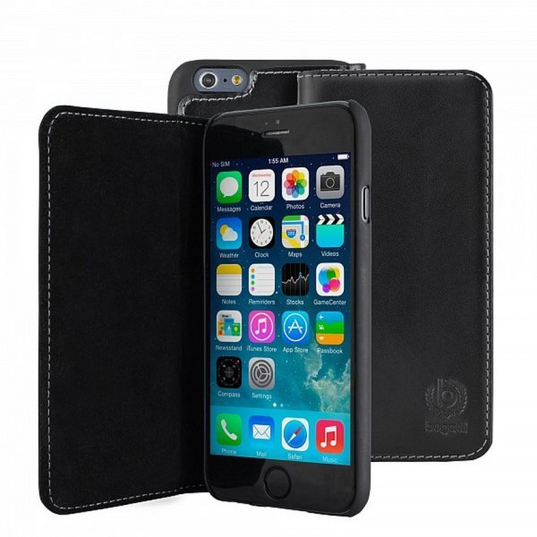Bugatti BookCover Oslo iPhone 6 Black - 3