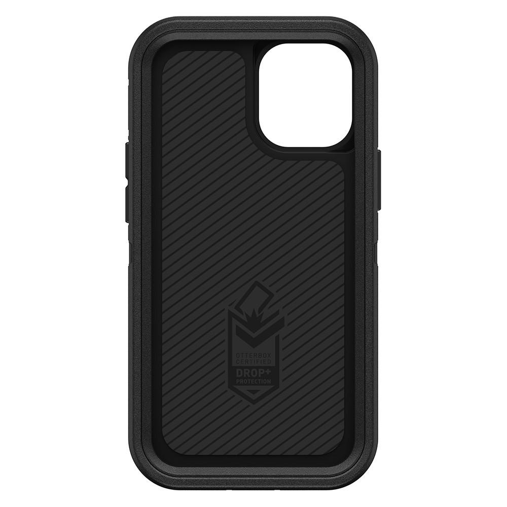 Otterbox Defender Case iPhone 12 Pro Max Zwart - 3