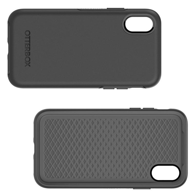 Otterbox - Symmetry Case iPhone X/Xs Black 03