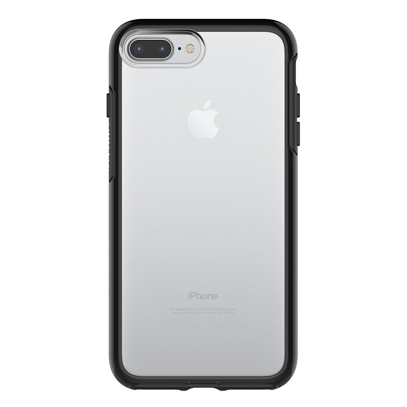 Otterbox Symmetry iPhone 7 plus clear-black 03