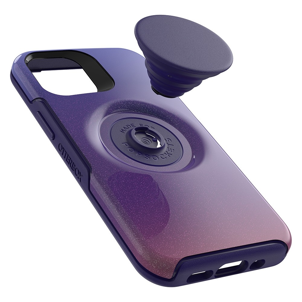 Otterbox Symmetry Otter+Pop iPhone 12 Mini Paars - 3