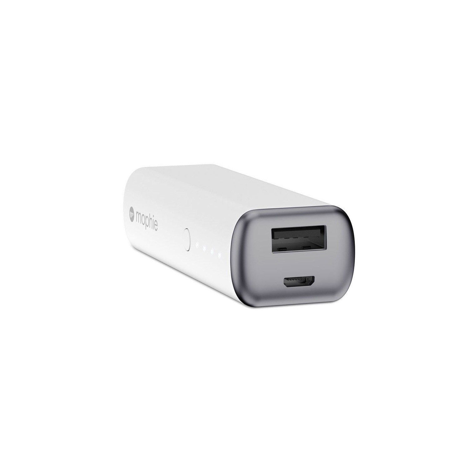 Mophie Power Reserve 1x 2.600mAh White - 3