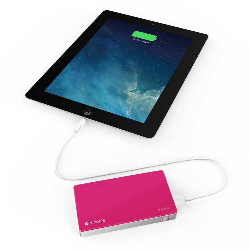 Mophie Powerstation Pink - 3