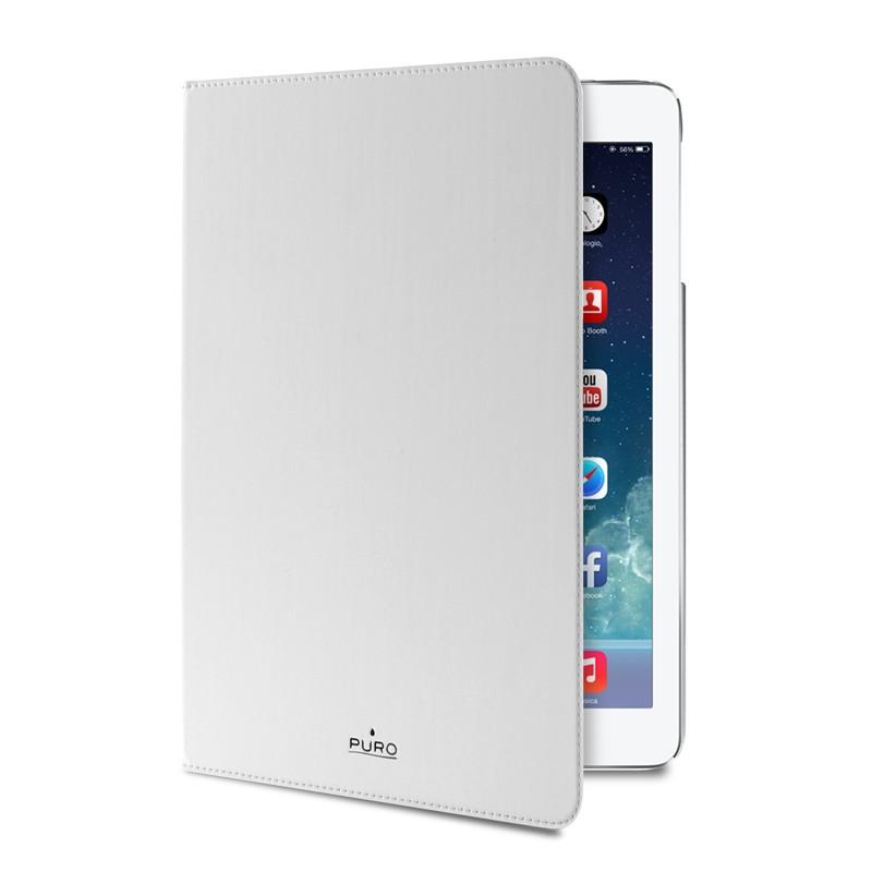 Puro Booklet Case iPad Air 2 White - 3