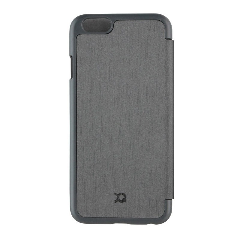 Xqisit Folio Case Rana iPhone 6 Plus Grey - 3