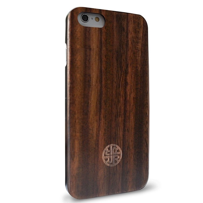 Reveal - Zen Garden Case Apple iPhone 7 Plus Dark Wood 03