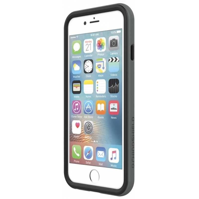 Rhinoshield - Crash Guard Bumper iPhone 8 Plus/7 Plus grijs 03