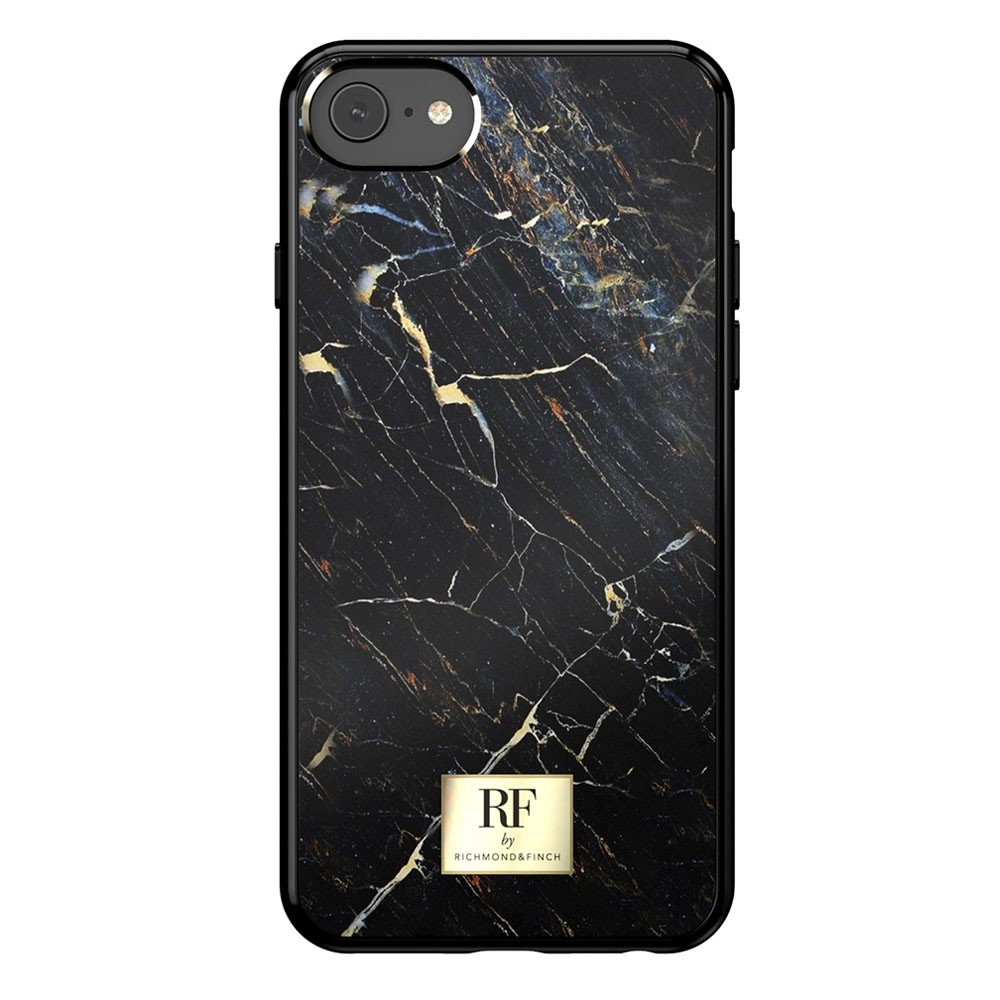 Richmond & Finch RF Series TPU iPhone 8/7/6S/6 Black Marble - 3