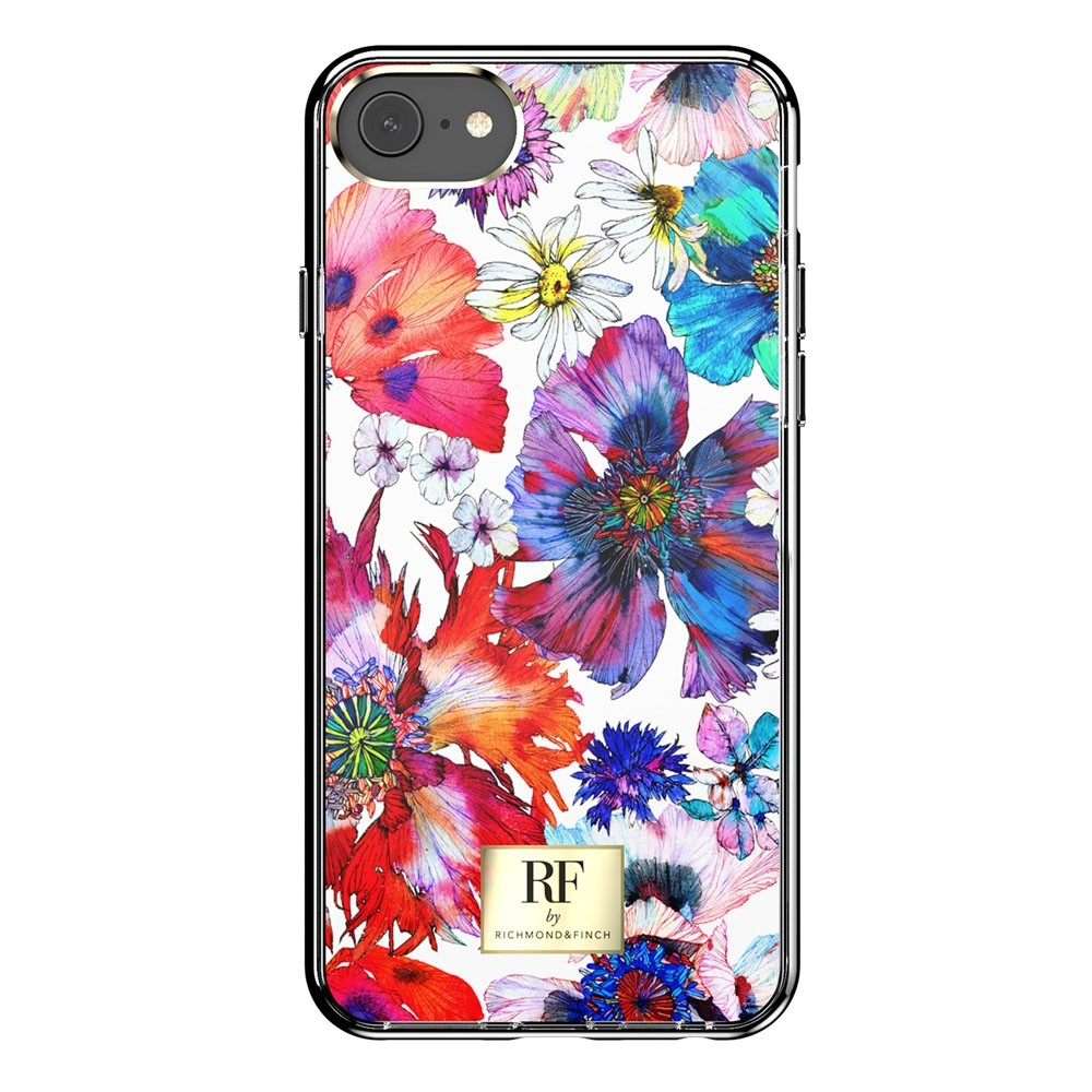 Richmond & Finch RF Series TPU iPhone 8/7/6S/6 Marble Flower - 3