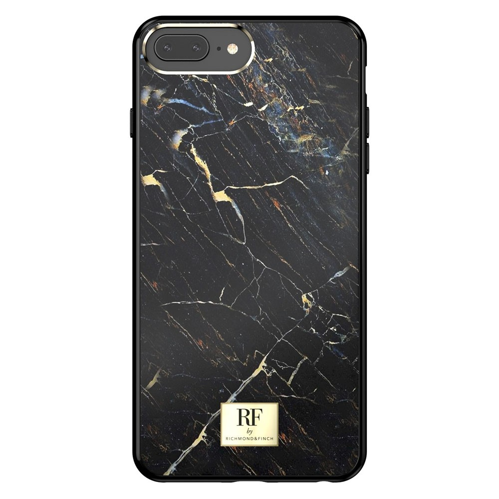 Richmond & Finch RF Series iPhone 8 Plus/7 Plus Black Marble - 3