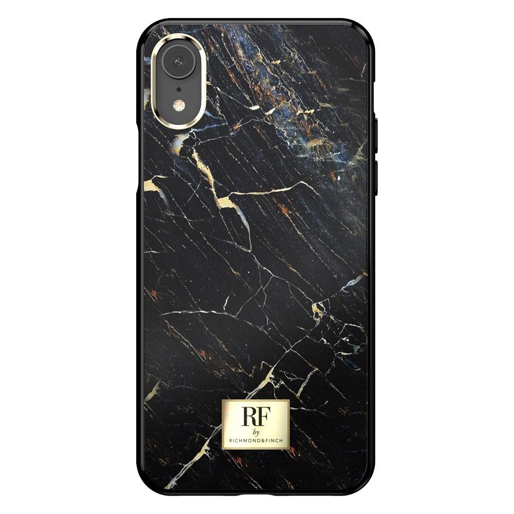 Richmond & Finch RF Series iPhone XR Black Marble - 3