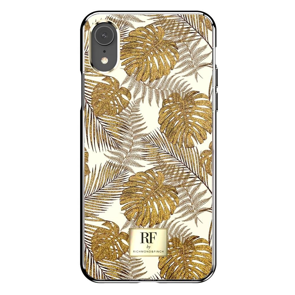 Richmond & Finch RF Series iPhone XR Golden Jungle - 3