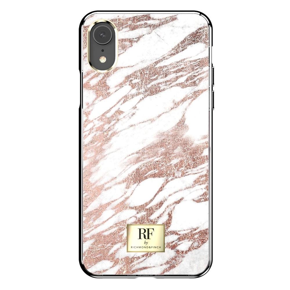 Richmond & Finch RF Series iPhone XR Rose Gold Marble - 3