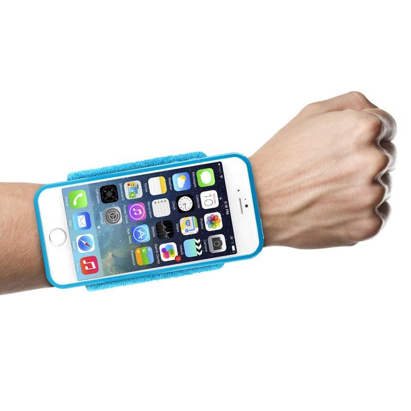 Puro Running Band iPhone 6 Blue - 3