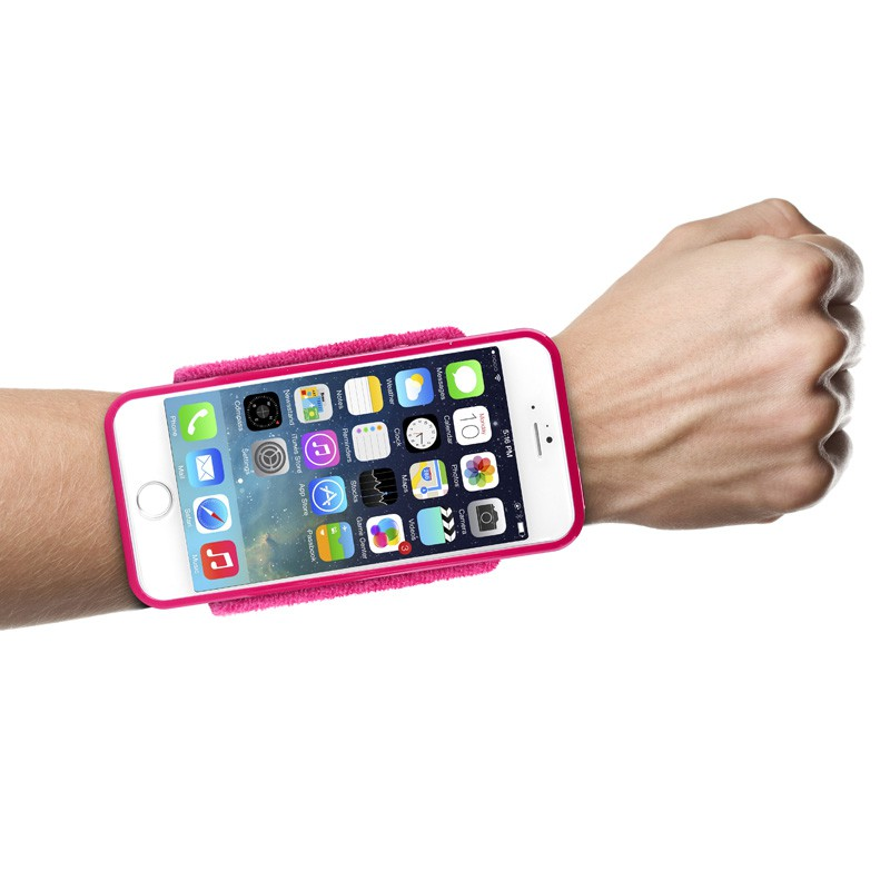 Puro Running Band iPhone 6 Pink - 3