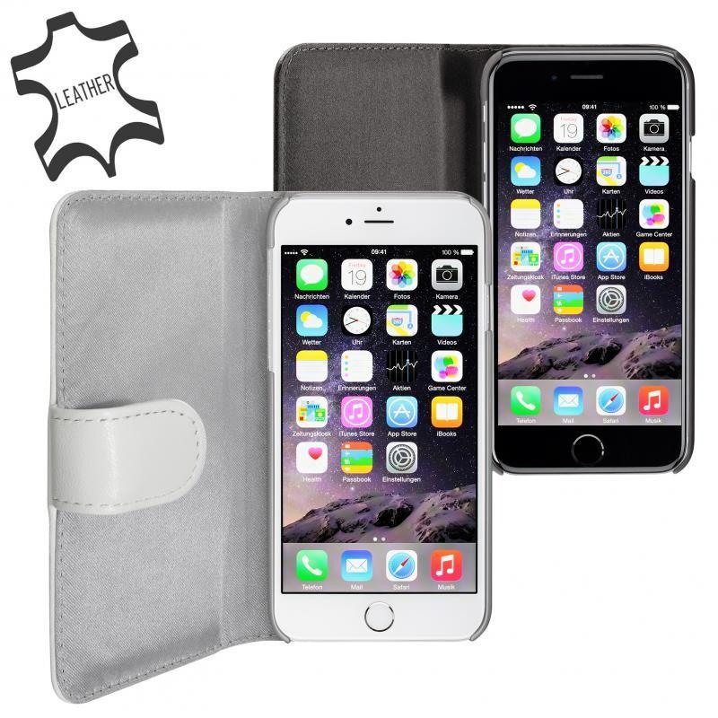 Artwizz SeeJacket Leather iPhone 6 White - 3