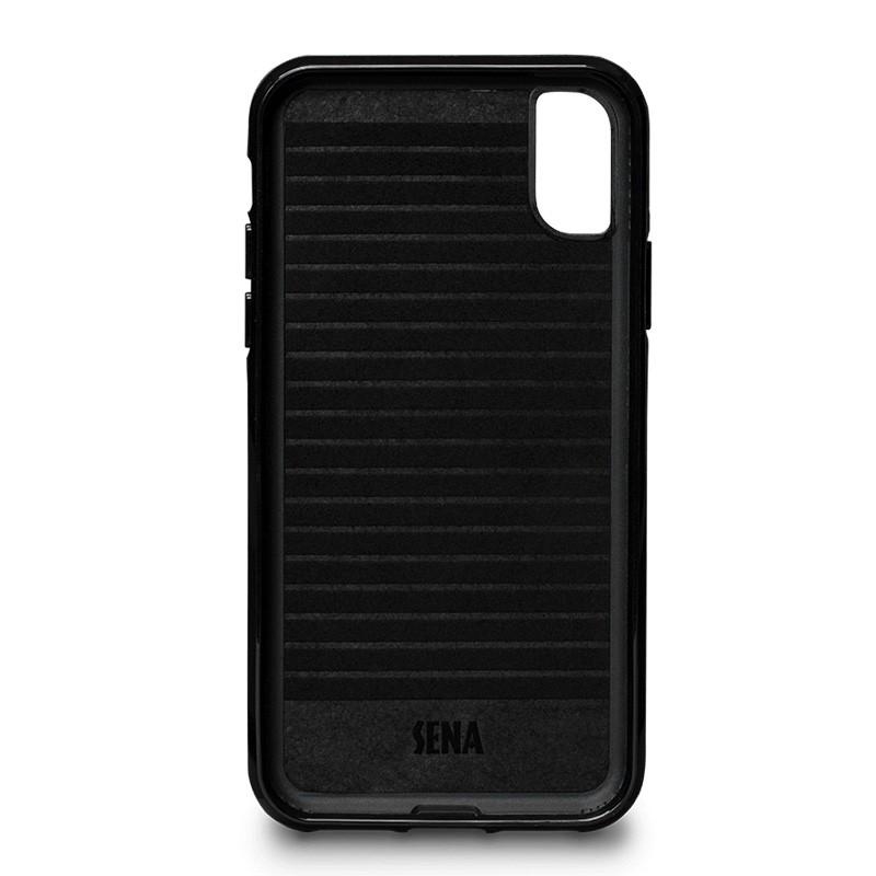 Sena Bence Lugano Wallet iPhone X/Xs Black - 3