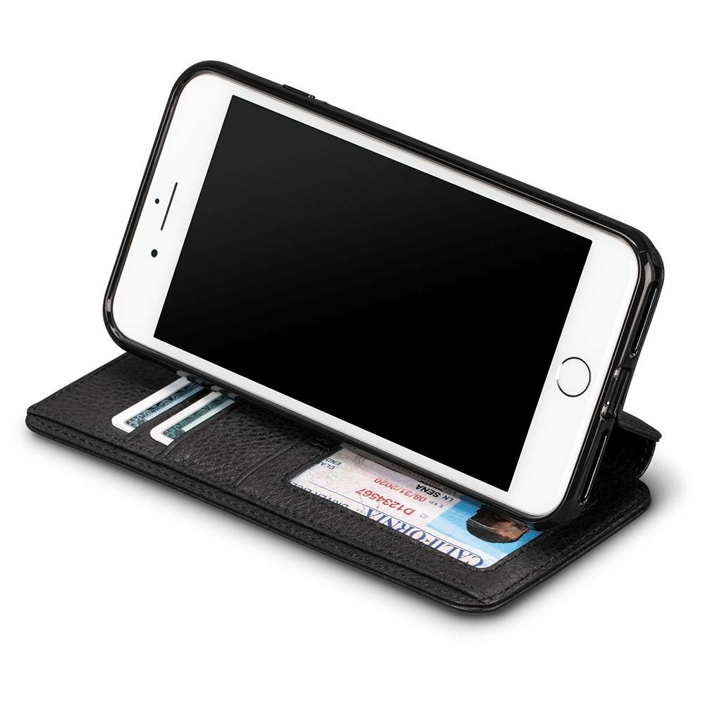 Sena Bence Wallet Book iPhone 8 Plus/7 Plus Zwart - 3