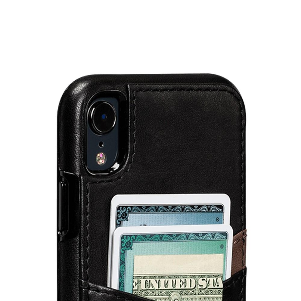 Sena Deen Lugano Wallet Phone XR Hoes Zwart 03