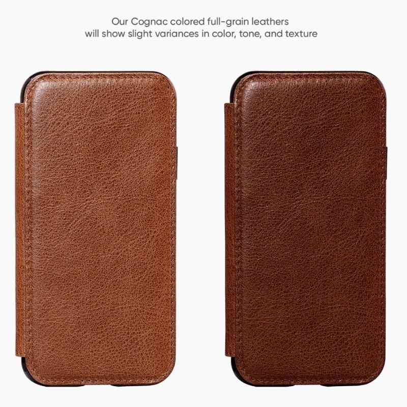 Sena Wallet Book iPhone 11 Bruin - 3