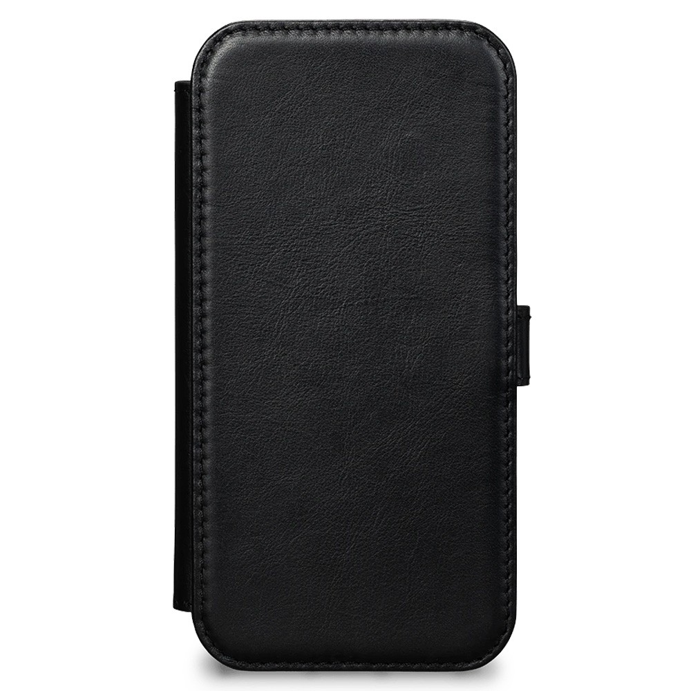 Sena Wallet Book Classic iPhone 12 Mini Zwart - 3