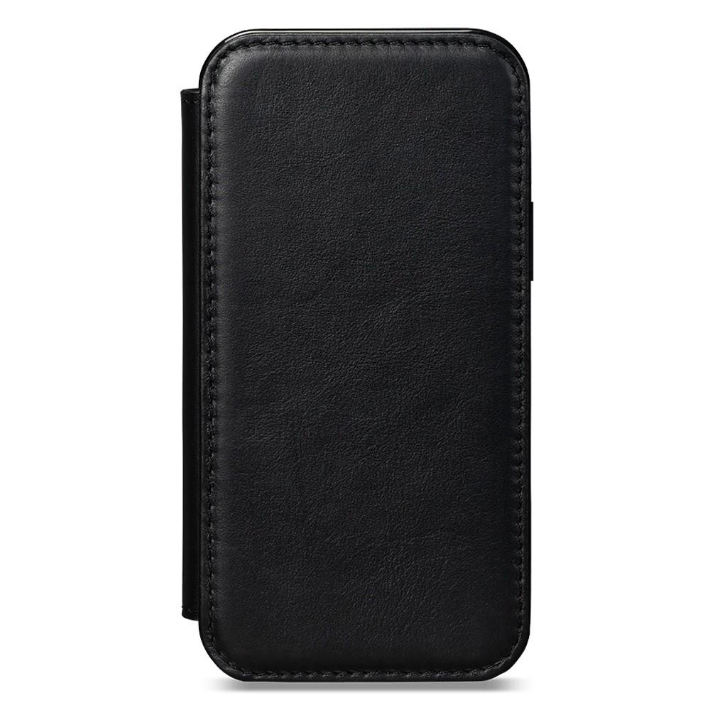 Sena WalletBook iPhone 12 Mini Zwart - 3