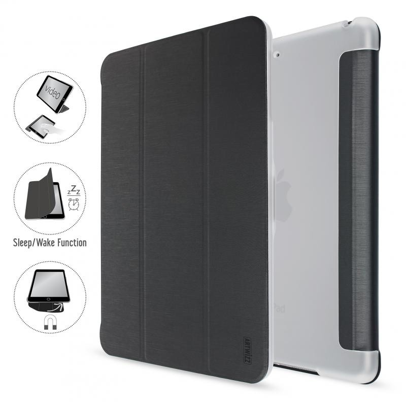 Artwizz SmartJacket Folio iPad Air 2 Black - 3