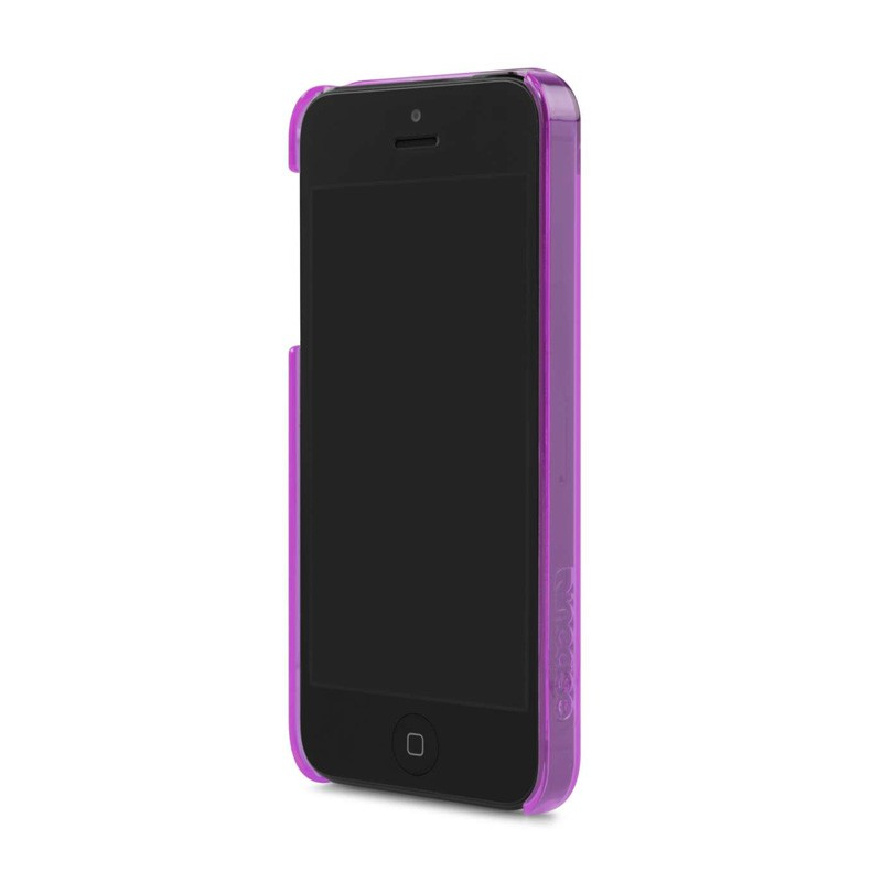Incase Tinted Snap Case iPhone 5/5S Purple - 3