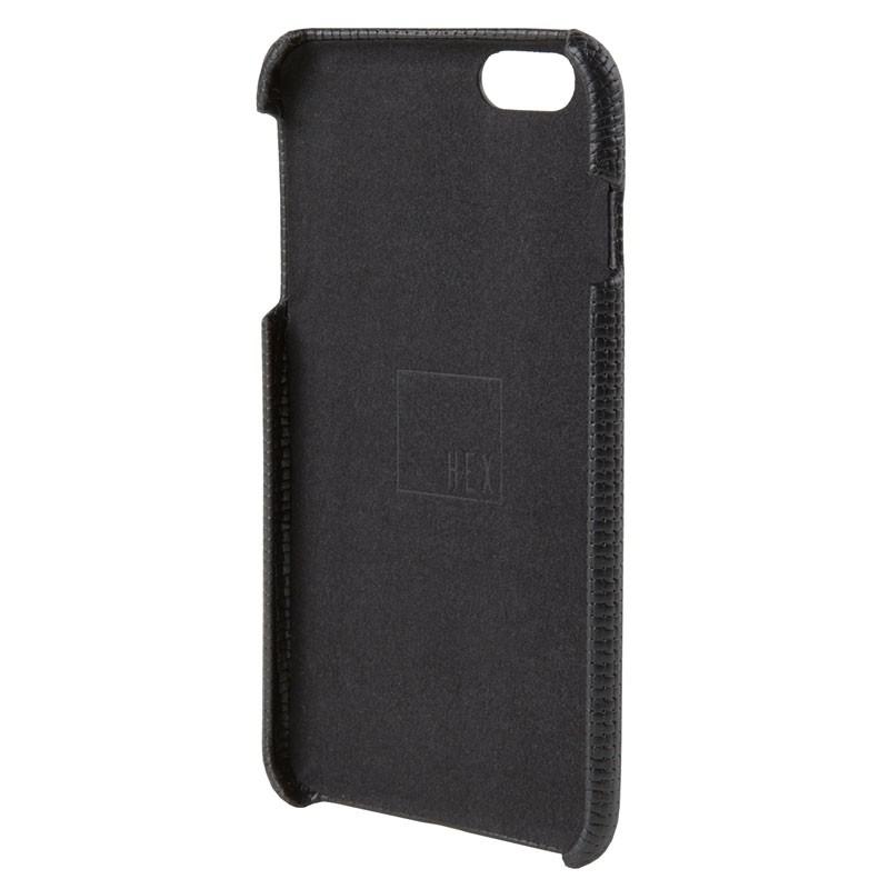 HEX Solo Wallet Case iPhone 6 Plus Black Woven - 3