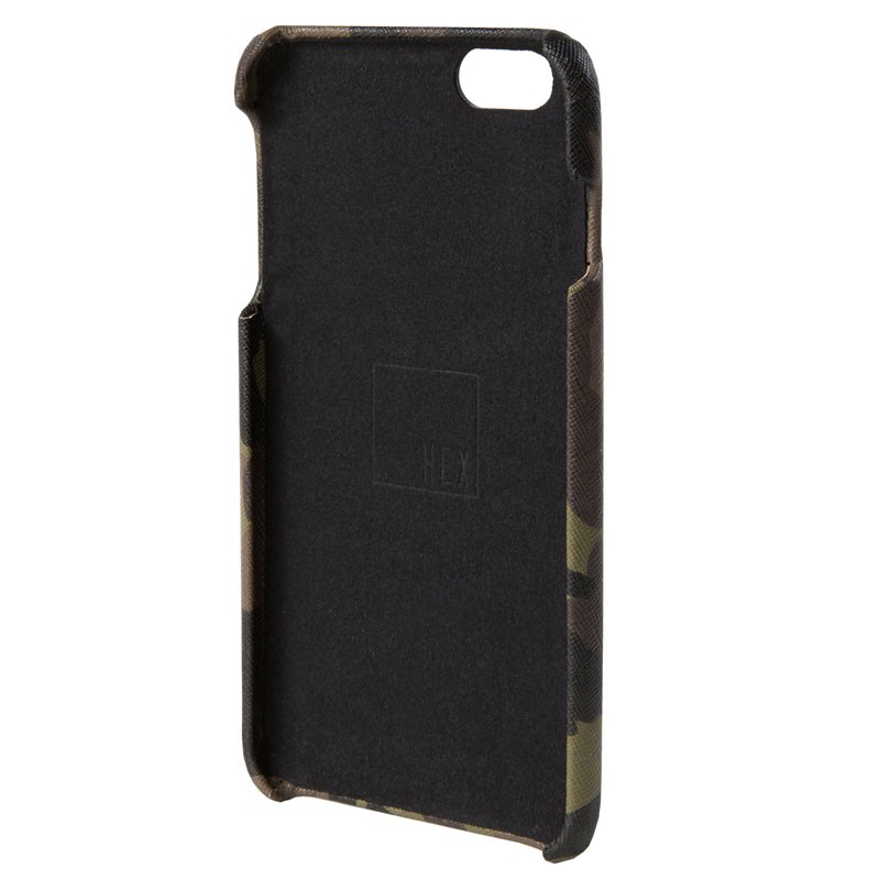 HEX Solo Wallet Case iPhone 6 Plus Camo - 3