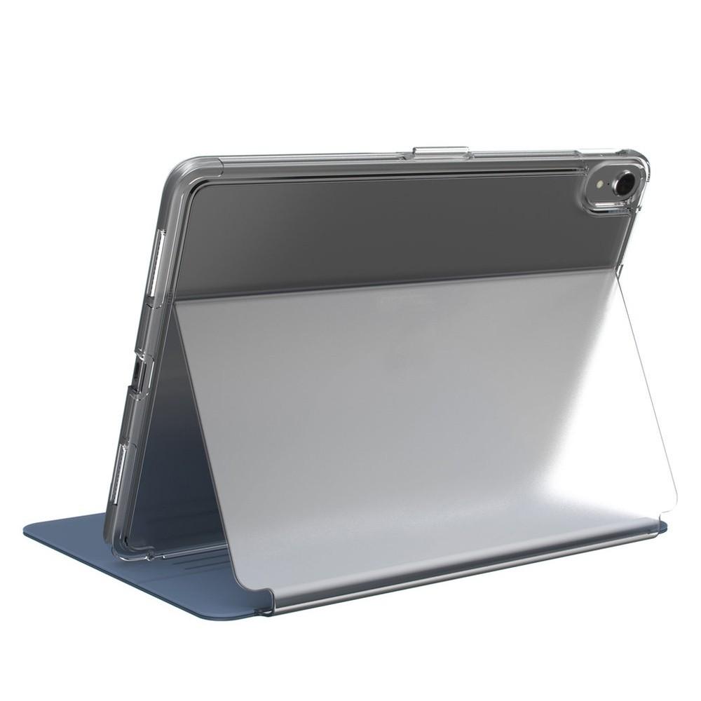 Speck Balance Folio Clear iPad Pro 11 inch Blauw Transparant 03