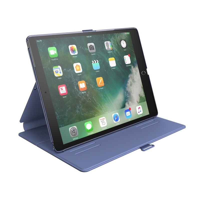 Speck Balance Folio iPad 9.7 inch (2018/2017) Blauw - 3