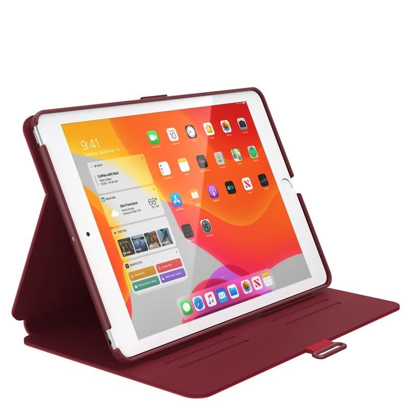 Speck - Balance Folio iPad 10.2 (2019 / 2020) Rood 03