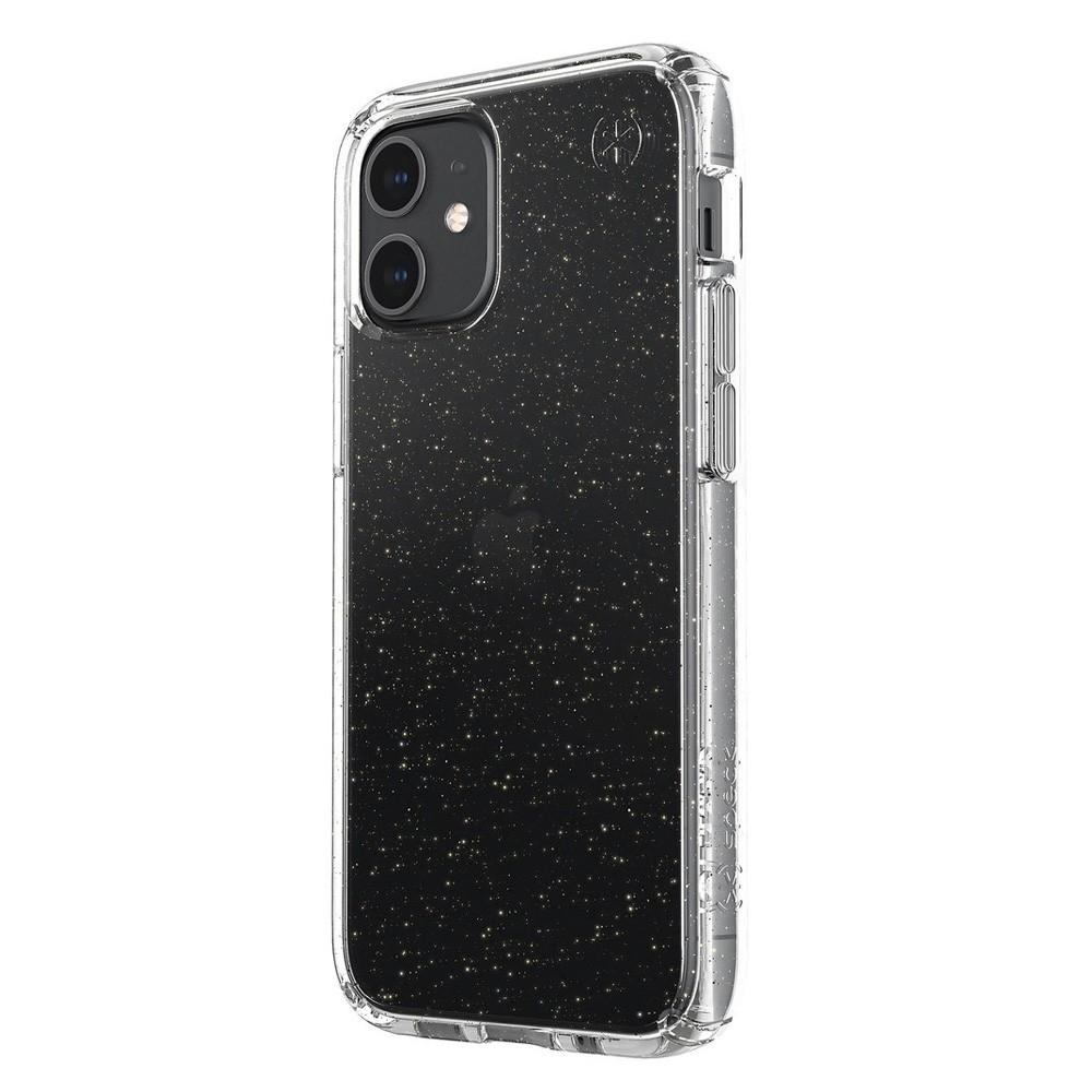 Speck Presidio Clear Glitter Case iPhone 12 Mini - 3