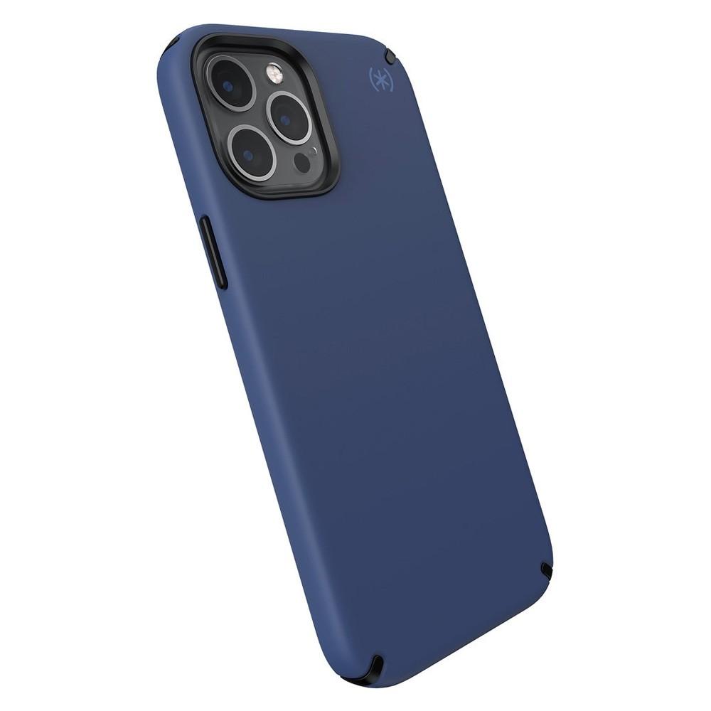 Speck Presidio Pro Case iPhone 12 / 12 Pro Blauw - 3