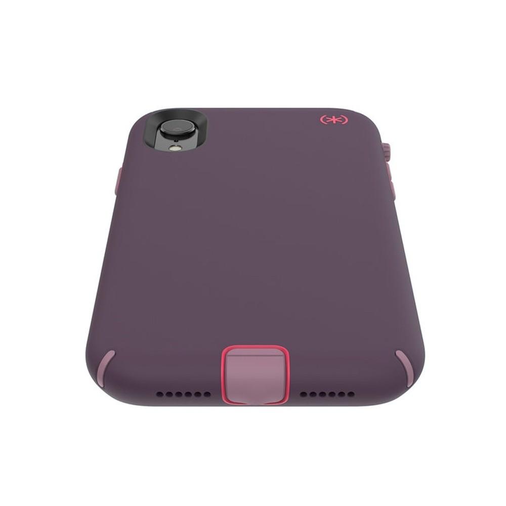 Speck Presidio Sport iPhone XR Hoesje Paars 03