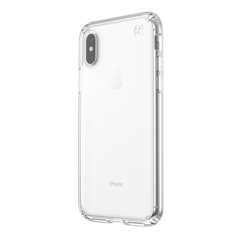 Speck Presidio Stay Clear iPhone X/XS Hoesje Transparant - 3