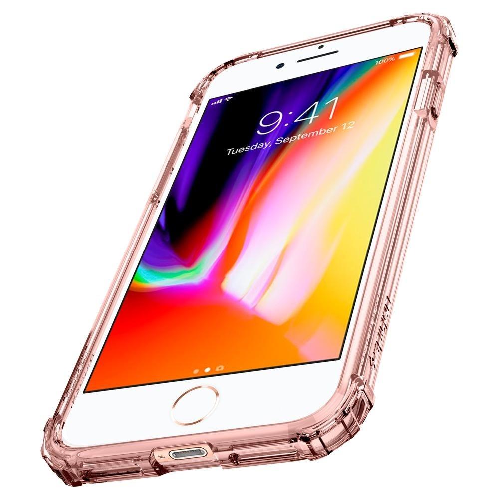 Spigen Crystal Shell iPhone 8/7 Rose Crystal - 3