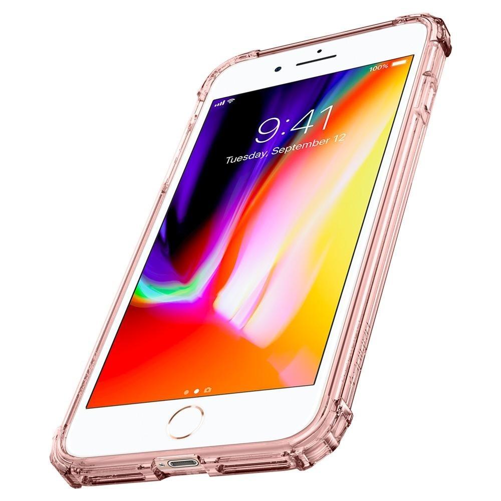Spigen Crystal Shell iPhone 8 Plus/7 Plus Rose Crystal - 3