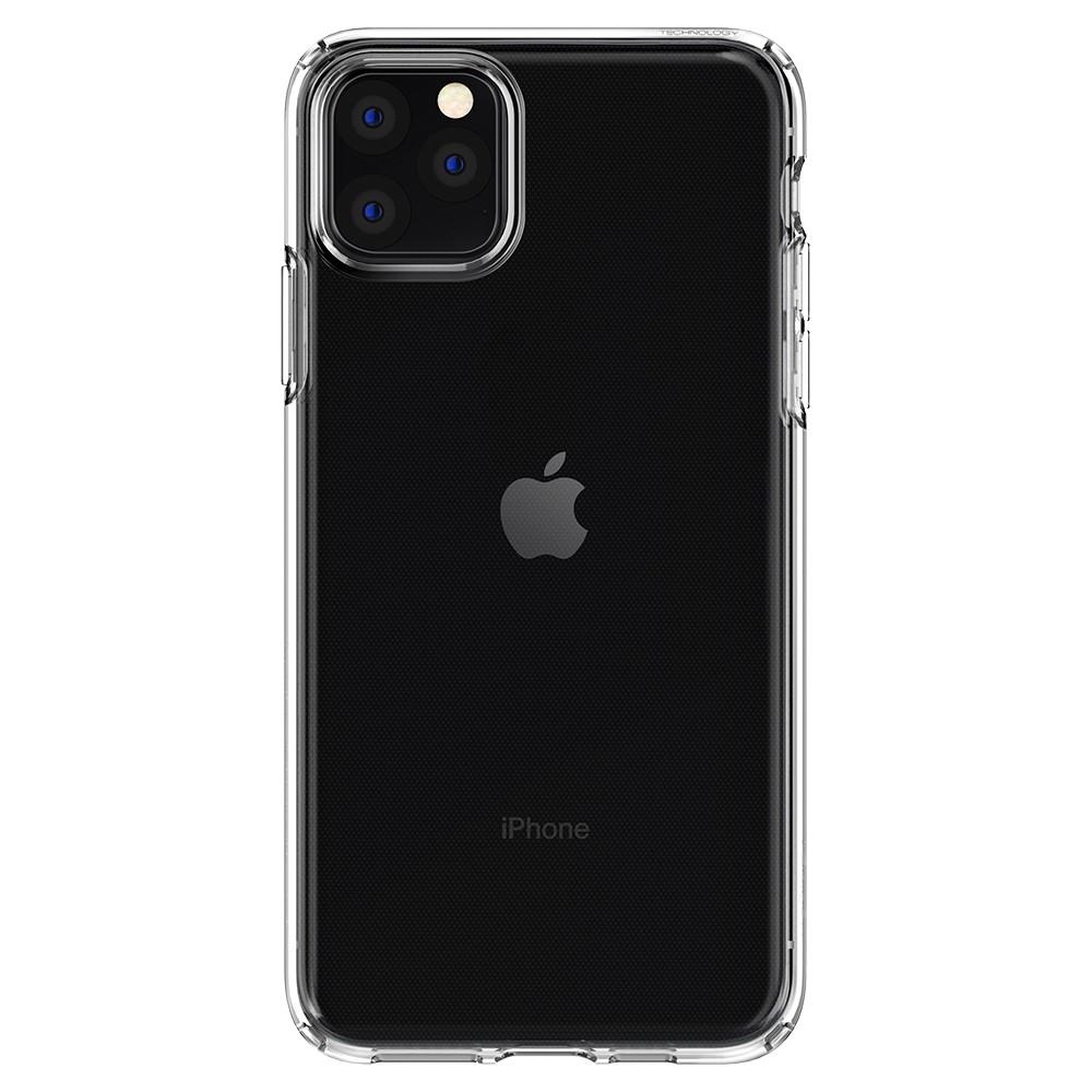 Spigen Liquid Crystal Case iPhone 11 Pro Transparant - 3