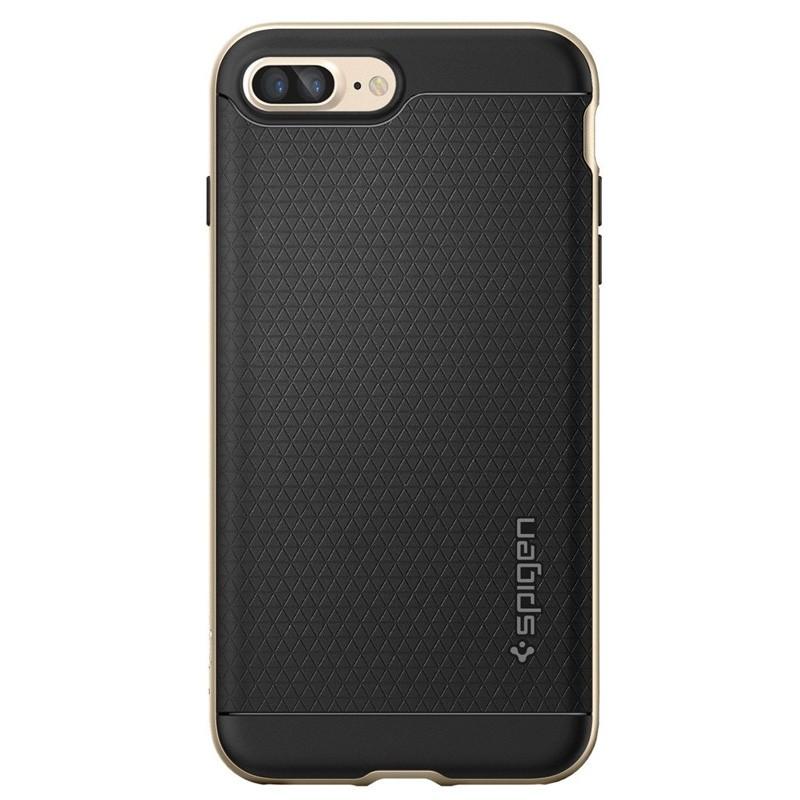 Spigen Neo Hybrid Case iPhone 7 Plus Champagne Gold/Black - 3